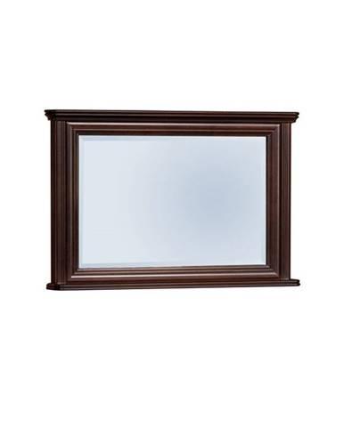 Wersal W-L2 rustikálne zrkadlo na stenu wenge