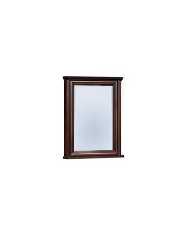 Wersal W-L3 rustikálne zrkadlo na stenu wenge