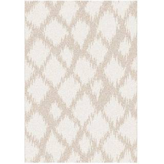 Libar koberec 160x235 cm krémová