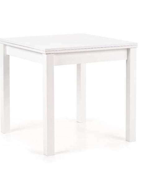 Halmar Gracjan rozkladací jedálenský stôl biela