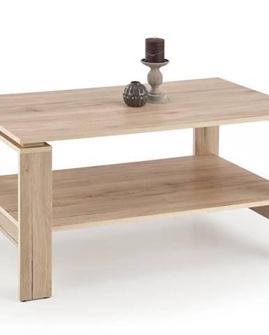 Andrea konferenčný stolík dub san remo