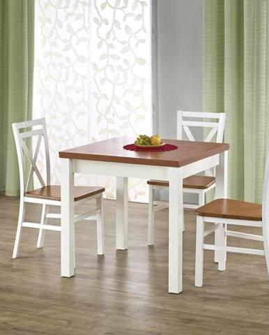 Gracjan rozkladací jedálenský stôl jelša