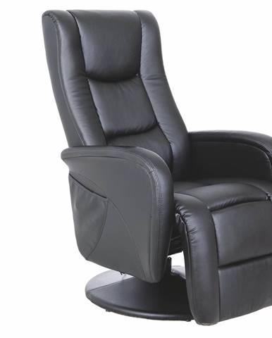 Pulsar relaxačné kreslo čierna