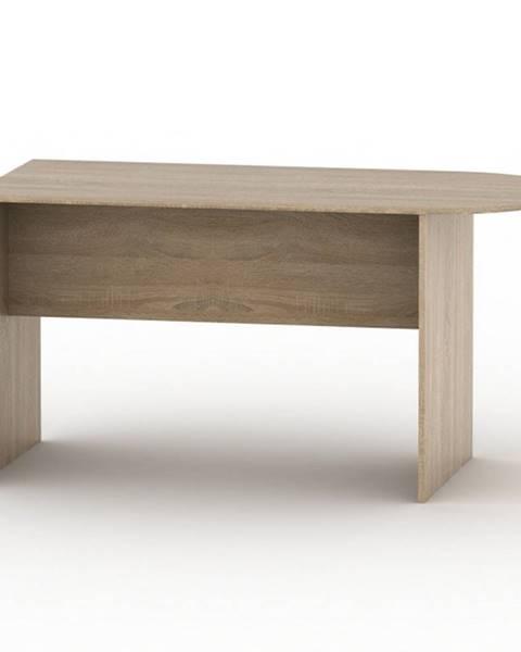 Kondela Tempo Asistent New 22 písací stôl dub sonoma