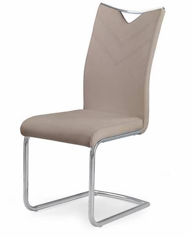 K224 jedálenská stolička cappuccino