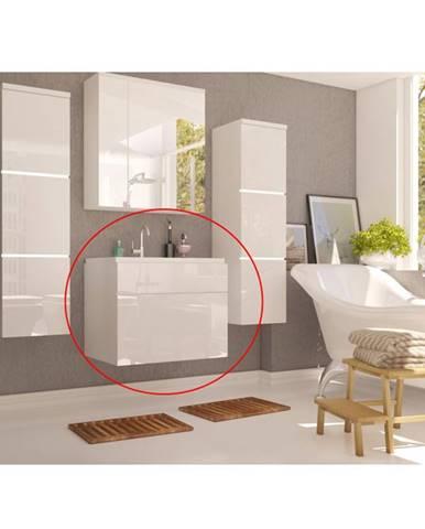 Mason WH 13 kúpeľňová skrinka pod umývadlo biela