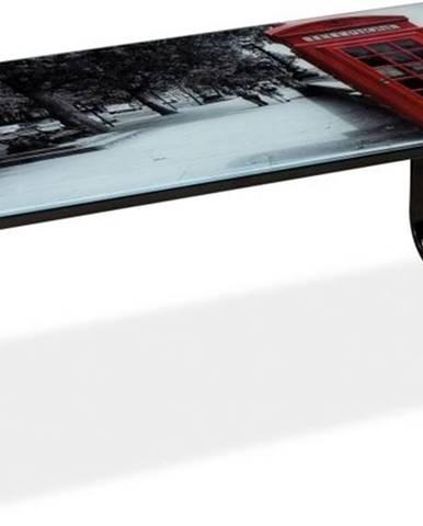 Taxi II konferenčný stolík čierna