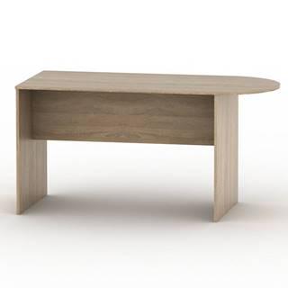 Tempo Asistent New 22 písací stôl dub sonoma