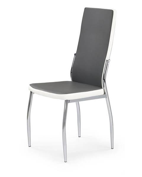 Halmar K210 jedálenská stolička sivá