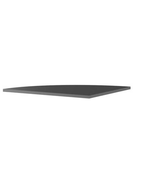 Kondela Rioma Typ 13 rohová stolová spojka grafit