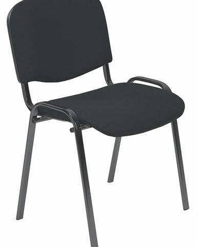 Iso konferenčná stolička čierna (C11)