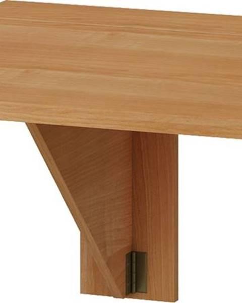 MEBLOCROSS Expert 7 rozkladací jedálenský stôl jelša