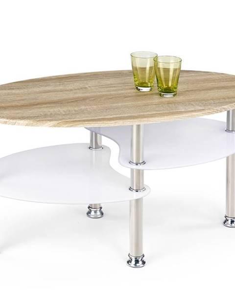 Halmar Medea konferenčný stolík dub sonoma