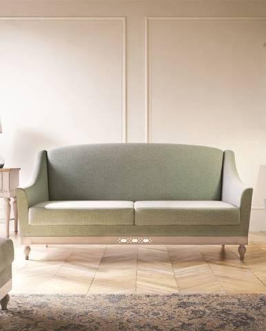 Florencja rustikálna obývacia izba vanilka