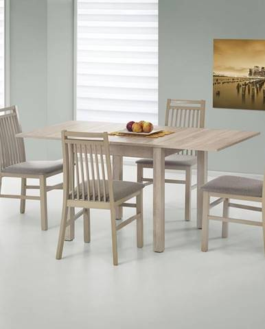 Gracjan rozkladací jedálenský stôl dub sonoma