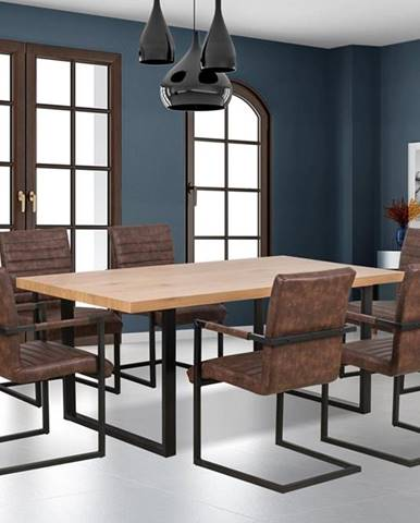 Torres jedálenský stôl dub zlatý