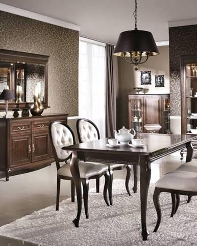 Verona rustikálna jedáleň hnedá