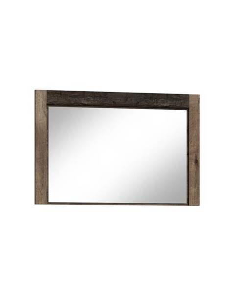Tempo Kondela Infinity 12 zrkadlo na stenu jaseň tmavý