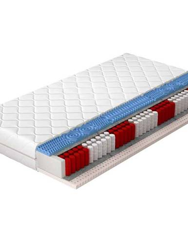 Amateo 80 obojstranný taštičkový matrac latex