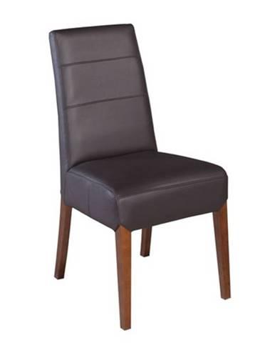 Bianco jedálenská stolička drevo D3