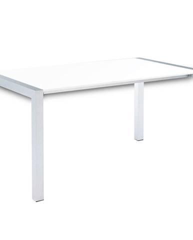 Daro rozkladací jedálenský stôl biela