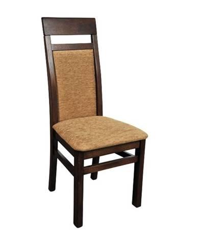 Domino jedálenská stolička drevo D11