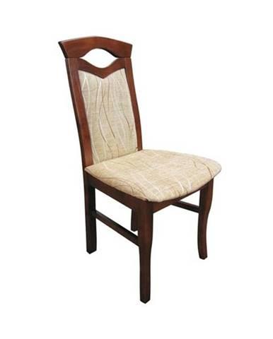 Omar jedálenská stolička drevo D11