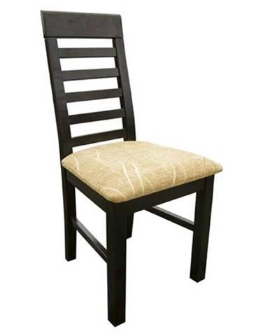 Porto jedálenská stolička wenge