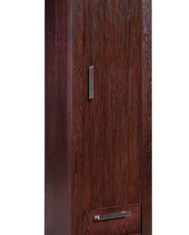 Remi 1D policová skriňa drevo D16