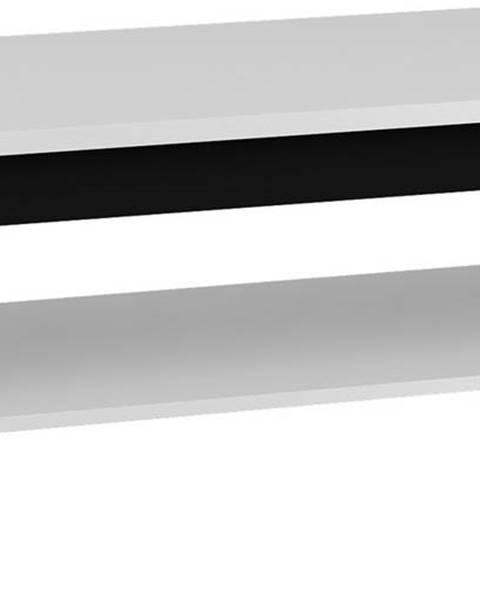 MEBLOCROSS Beta konferenčný stolík biela