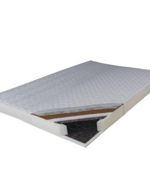 Tempo Kondela Kokos Medium obojstranný pružinový matrac 160x200 cm pružiny