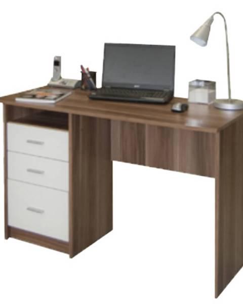 Kondela Samson New pc stolík slivka