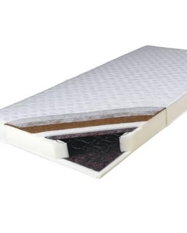 Kokos Medium obojstranný pružinový matrac 80x195 cm pružiny