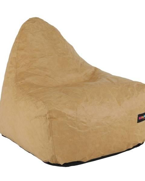 Kondela Rimino Typ 1 taburetka béžová