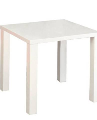Asper New Typ 5 jedálenský stôl biely lesk