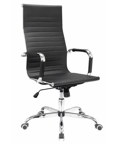 Azure 2 New kancelárske kreslo s podrúčkami čierna