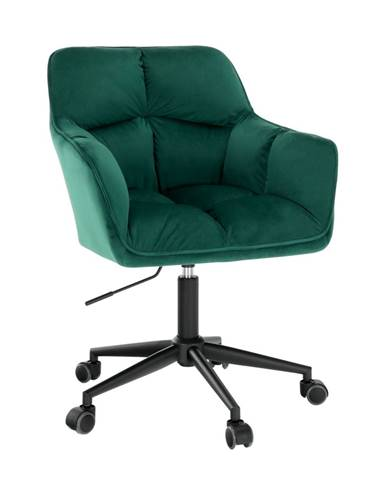 Hagrid kancelárske kreslo smaragdová