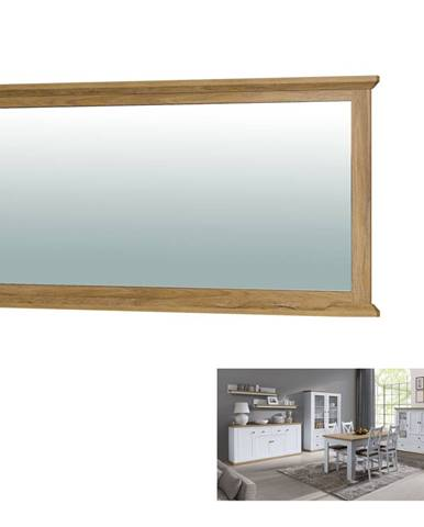 Leon MZ16 zrkadlo na stenu biela