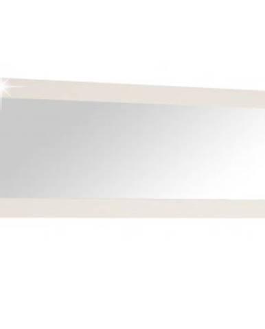 Lynatet 121 zrkadlo na stenu biela