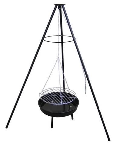 MIR-281 záhradný gril čierna