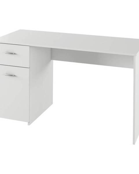 Tempo Kondela Bany pc stôl biela
