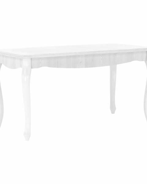 Kondela Vilar DA19 jedálenský stôl sosna biela