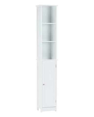 Atene Typ 1 kúpeľňová skrinka biela