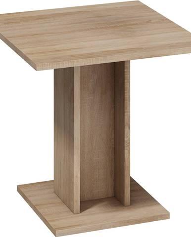 Bond BON-04 jedálenský stôl sonoma svetlá