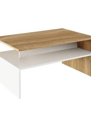 Damoli konferenčný stolík dub sonoma