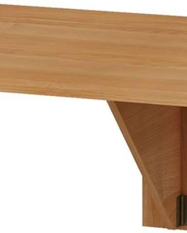 Expert 8 skladací jedálenský stôl jelša
