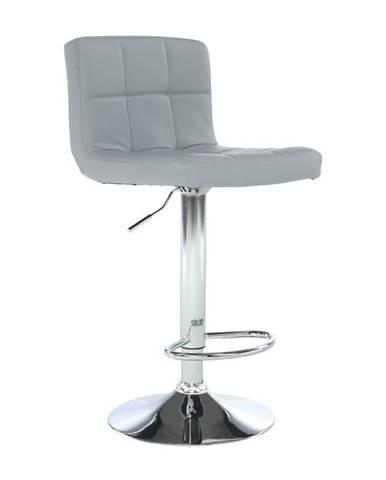 Kandy New barová stolička sivá