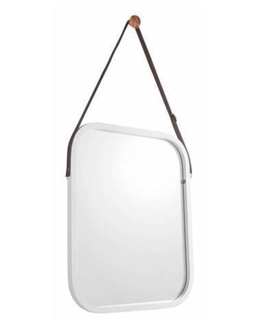 Lemi 2 zrkadlo na stenu biela