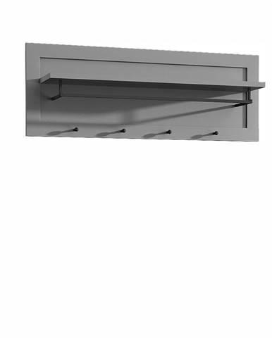 Provance WP vešiakový panel sivá