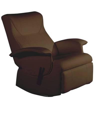 Romelo C3 relaxačné kreslo hnedá